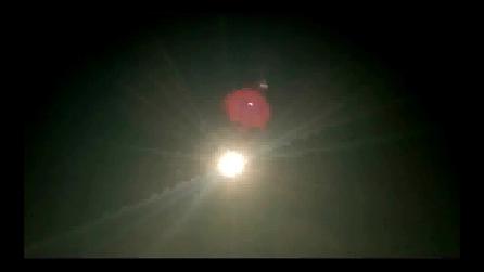 L'eclissi solare vista da Osimo (Ancona)