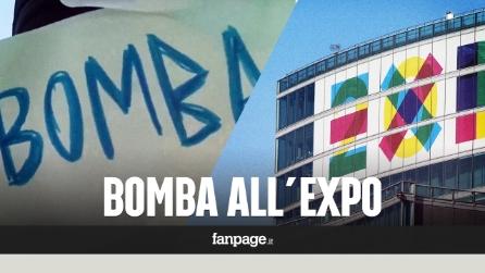 """Abbiamo messo una """"bomba"""" all'Expo e nessuno ci ha fermati"""