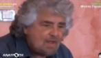 """Grillo: """"L'Euro è allucinazione. Tsipras deve tornare alla Dracma"""""""