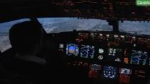 Lo schianto dell'airbus A320 al simulatore di Gosselies