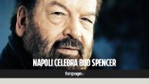 Napoli celebra Bud Spencer
