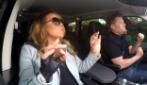 Mariah Carey e il karaoke in auto insieme James Corden