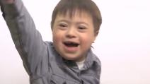 I bambini affetti da sindrome di down sono uguali a tutti gli altri