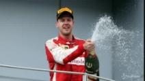 Gp di Malesia, trionfo Ferrari: Vettel batte le Mercedes