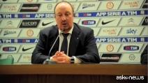 """Roma-Napoli 1-0, Benitez: """"Ci è mancato solo il gol"""""""