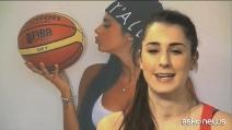"""Valentina Vignali: """"La mia vita tra moda e basket"""""""