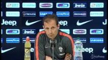 """Juventus, Allegri: """"Possiamo ancora migliorare"""""""
