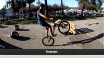 Bike Festival, Napoli chiama Olanda
