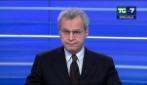 Enrico Mentana perde la voce improvvisamente durante il TG di La7