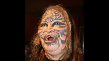 Tatuaggi da incubo