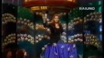 Barbara D'Urso prestigiatrice a Solletico