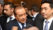 """Berlusconi: """"Posso trattenere la maggioranza del Milan"""""""