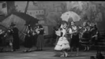"""Maya Plisetskaya nel """"Don Quixote"""" (1959)"""