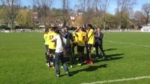 Sochaux avanti in Coppa Gambardella, Marcus Thuram fa festa coi compagni di squadra