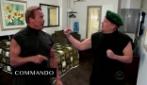 Schwarzenegger rivisita i suoi personaggi, il divertente siparietto in diretta tv