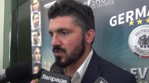 "Rino Gattuso: ""Messi? Imprendibile, roba da Playstation"""