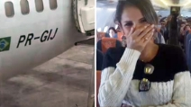 Prende l'aereo per andare dal suo fidanzato: mai avrebbe pensato a cosa sarebbe andata incontro