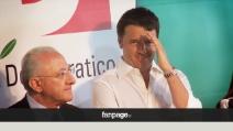 Renzi a Salerno, tour elettorale nel fortino di Vincenzo De Luca