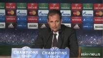 Champions League, la Juve a Madrid parte dal vantaggio del 2-1 dell'andata