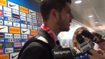 """Alvaro Morata: """"La mia Juve vuole sempre vincere"""""""