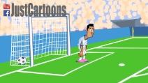 Real Madrid-Juve, la simpatica parodia della semifinale Champions