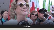 """Diana Bracco alla parata di Expo: """"Non sono indagata"""""""