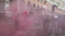 Salvini a Genova: scontri tra polizia e manifestanti