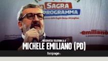"""Emiliano (PD): """"Vendola è un fuoriclasse della politica, prima di lui la Puglia era di destra"""""""
