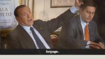 """Berlusconi: """"Se vinciamo in tre regioni, Renzi dovrebbe andare a casa"""""""