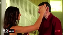 Trapianto di faccia, l'emozionante incontro tra Richard e la sorella del donatore morto