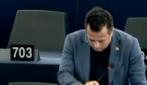 Buonanno sviene in aula, attimi di tensione al Parlamento europeo