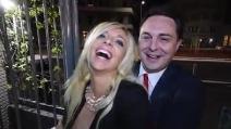 Diprè presenta la nuova fidanzata, a cena con l'ex gieffina Giovanna Rigato