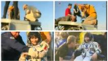 Samantha Cristoforetti torna dallo Spazio: l'atterraggio dell'astronauta italiana