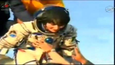 Il ritorno di AstroSamantha sulla Terra