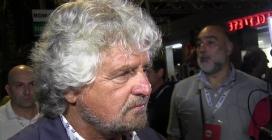 """A Beppe Grillo piace Tsipras: """"Sta facendo una cosa straordinaria"""""""