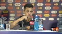 """Alexis Sanchez a Vidal: """"Arturo, ora rompiti il c..."""""""