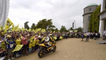 Goodwood Festival of Speed: Valentino Rossi per i 60 anni Yamaha