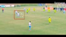 Il siluro di Yann M'Vila in amichevole: un gol fantastico per l'ex Inter