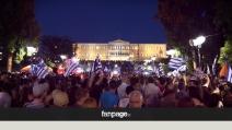 """Grecia, la storica giornata della vittoria del """"No"""": """"E' una vittoria della democrazia"""""""