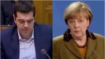 """Tsipras, la Merkel ed il """"conticino"""": l'esilarante parodia del Marchese del Grillo"""