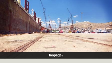 Grecia, cantieri vuoti e spiagge affollate: la crisi vista dal porto di Atene