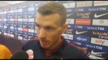 """Dzeko: """"Contro l'Inter la mia miglior partita"""""""
