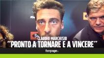 """Marchisio: """"Le parole di Sarri? La Juventus non ha ancora vinto il campionato"""""""