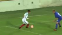 Il meraviglioso gol di Sancho: fenomeno 17enne del Manchester City