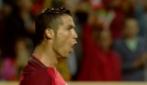 Cristiano Ronaldo torna a esultare dopo gli Europei: doppietta lampo nei primi 4' di gioco