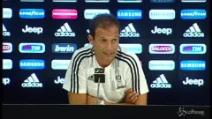 """Juventus, Allegri: """"Pirlo ha fatto la sua scelta di vita"""""""