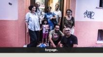 Nel quartiere di Tsipras e di Alba Dorata, la coppia italo-greca che aiuta i poveri