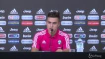 """Dybala spinge la Juve: """"Possiamo vincere la Champions"""""""