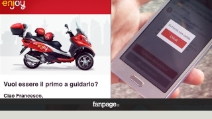 Milano, falsa partenza per lo scooter sharing di Enjoy