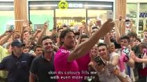 Sami Khedira si presenta citando Pirlo, Del Piero, Baggio e i campioni della Juve